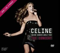 Cover Céline Dion - Taking Chances World Tour - The Concert [DVD]